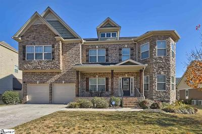 Anderson Single Family Home For Sale: 106 Mystic Vineyard