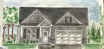 Mauldin Single Family Home Contingency Contract: 14 Golden Apple