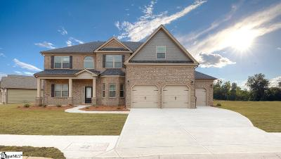 Simpsonville Single Family Home For Sale: 900 Willhaven