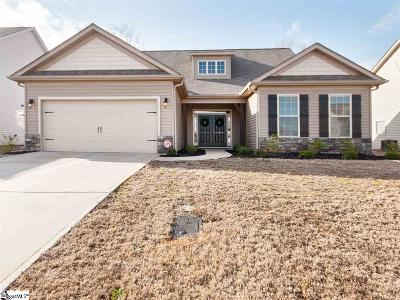 Easley Single Family Home For Sale: 125 Daylily