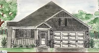 Mauldin Single Family Home Contingency Contract: 22 Golden Apple