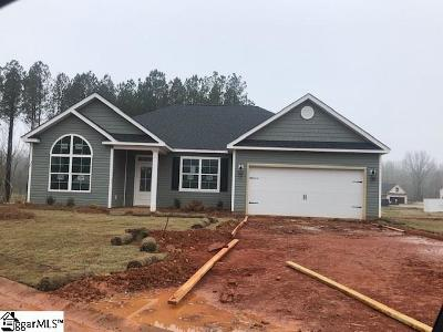 Piedmont Single Family Home Contingency Contract: 502 Coppice