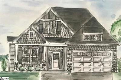 Mauldin Single Family Home Contingency Contract: 25 Golden Apple