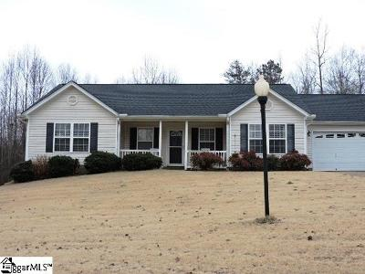 Greer Single Family Home Contingency Contract: 116 Andon