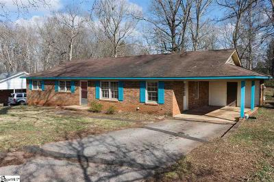 Boiling Springs Single Family Home For Sale: 34 Annandale
