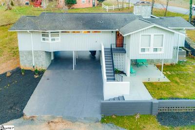 Anderson Single Family Home For Sale: 307 Tanglewood