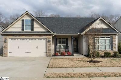 Boiling Springs Single Family Home For Sale: 556 Marchbanks