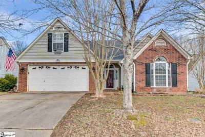 Greer Single Family Home For Sale: 357 Riverside Chase
