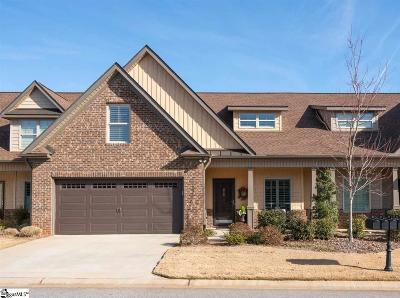 Simpsonville Condo/Townhouse For Sale: 816 Asheton Commons