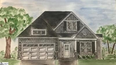Mauldin Single Family Home Contingency Contract: 33 Golden Apple
