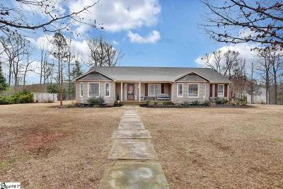 Travelers Rest Single Family Home For Sale: 23 Thunderbird
