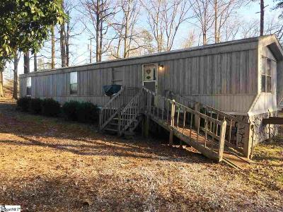 Mobile Home Contingency Contract: 5090 Fairview