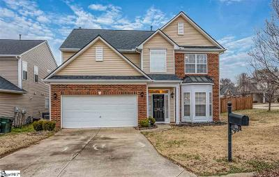 Greer Single Family Home Contingency Contract: 100 Keelin