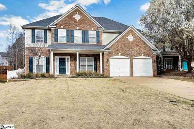 Single Family Home For Sale: 411 Woodsberry Shoals