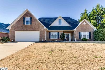 Boiling Springs Single Family Home Contingency Contract: 376 Sandpiper