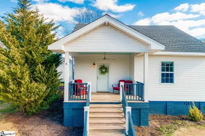 Single Family Home For Sale: 6 Lawrence