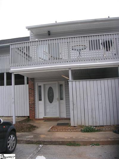 Greenville SC Condo/Townhouse Contingency Contract: $104,000