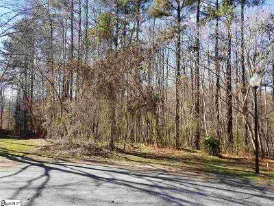 Spartanburg Residential Lots & Land For Sale: 219 Cates Pond