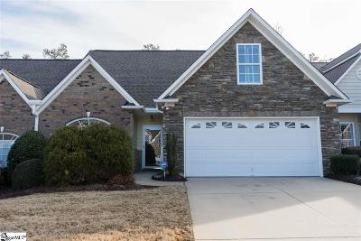 Spartanburg Condo/Townhouse For Sale: 319 Crandall
