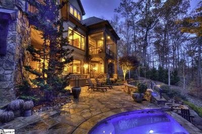 The Cliffs At Glassy, The Cliffs At Keowee, The Cliffs At Keowee Falls, The Cliffs At Keowee Falls North, The Cliffs At Keowee Falls South, The Cliffs At Keowee Springs, The Cliffs At Keowee Vineyards, The Cliffs At Mountain Park, Cliffs Valley Single Family Home For Sale: 610 Sweet Fern