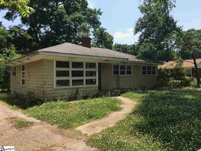 Single Family Home For Sale: 311 Crestview
