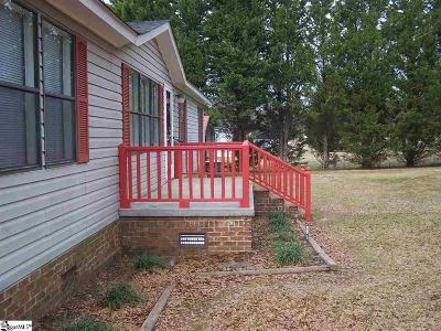 Pelzer Mobile Home For Sale: 112 Ambrose