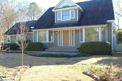 Clemson Single Family Home For Sale: 104 Ashley