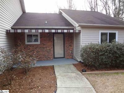 Greenville Single Family Home For Sale: 113 N Woodgreen