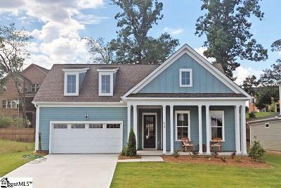 Greenville County Single Family Home For Sale: 413 Nebbiolo #Homesite