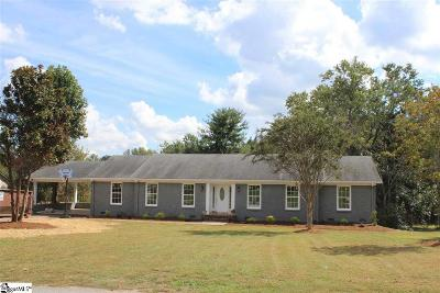 Spartanburg Single Family Home For Sale: 322 Lowndes
