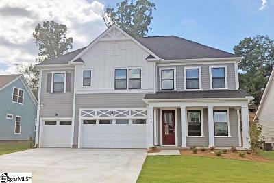 Greenville County Single Family Home For Sale: 415 Nebbiolo #Homesite