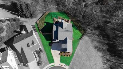 Duncan Single Family Home For Sale: 817 Waterwalk