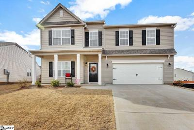 Greer Single Family Home For Sale: 104 Cypress Landing