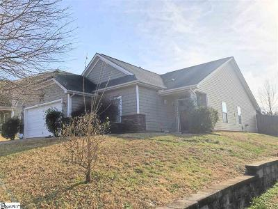 Spartanburg Single Family Home For Sale: 677 Branch View Dr.