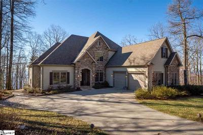 The Cliffs At Glassy, The Cliffs At Keowee, The Cliffs At Keowee Falls, The Cliffs At Keowee Falls North, The Cliffs At Keowee Falls South, The Cliffs At Keowee Springs, The Cliffs At Keowee Vineyards, The Cliffs At Mountain Park, Cliffs Valley Single Family Home For Sale: 123 Stony