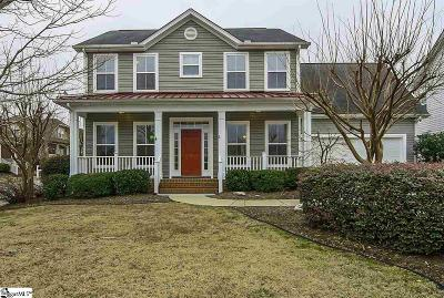 Simpsonville Single Family Home For Sale: 1 Martele