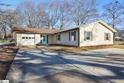 Single Family Home For Sale: 107 Hillcrest