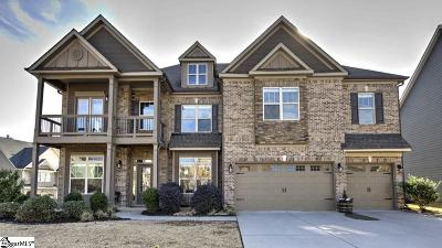 Simpsonville Single Family Home For Sale: 1 Huntingtower
