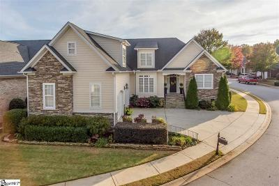 Simpsonville Single Family Home For Sale: 111 Holland Trace
