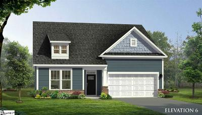 Katherine's Garden Single Family Home For Sale: 104 Ansel Woods