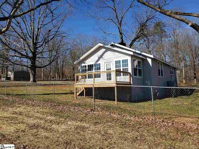 Easley Single Family Home For Sale: 4496 Old Easley Bridge