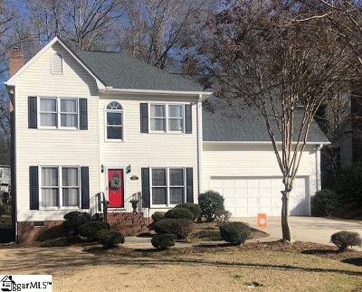 Neely Farm Single Family Home Contingency Contract: 400 Deer Spring