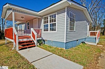 Spartanburg Single Family Home For Sale: 4 Julian Bond