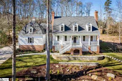 Greenville SC Single Family Home Contingency Contract: $600,000