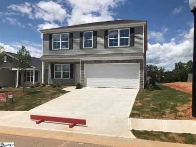 Inman Single Family Home For Sale: 622 Ridgeville Crossing
