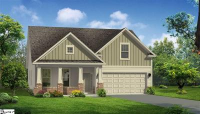 Moore SC Single Family Home For Sale: $193,990