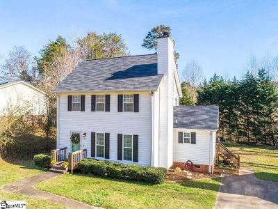 Taylors SC Single Family Home For Sale: $150,000