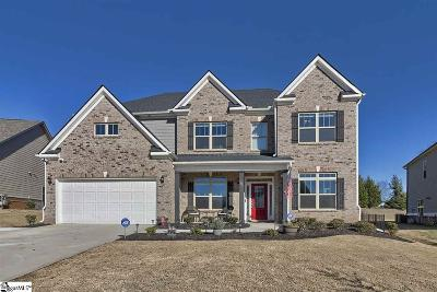 Easley Single Family Home Contingency Contract: 161 Wild Hickory