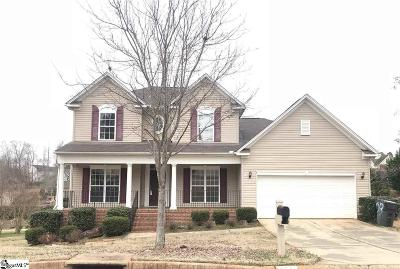 Mauldin Single Family Home For Sale: 513 Middleshare