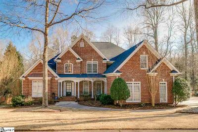Greer Single Family Home Contingency Contract: 316 Scarborough